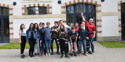 Séjour linguistique en anglais pour adolescents en France chez châteaux des langues