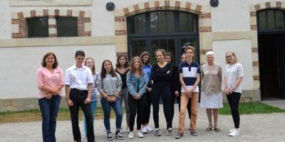 Châteaux des langues - staged'anglais prépa bac pour adolescents en france