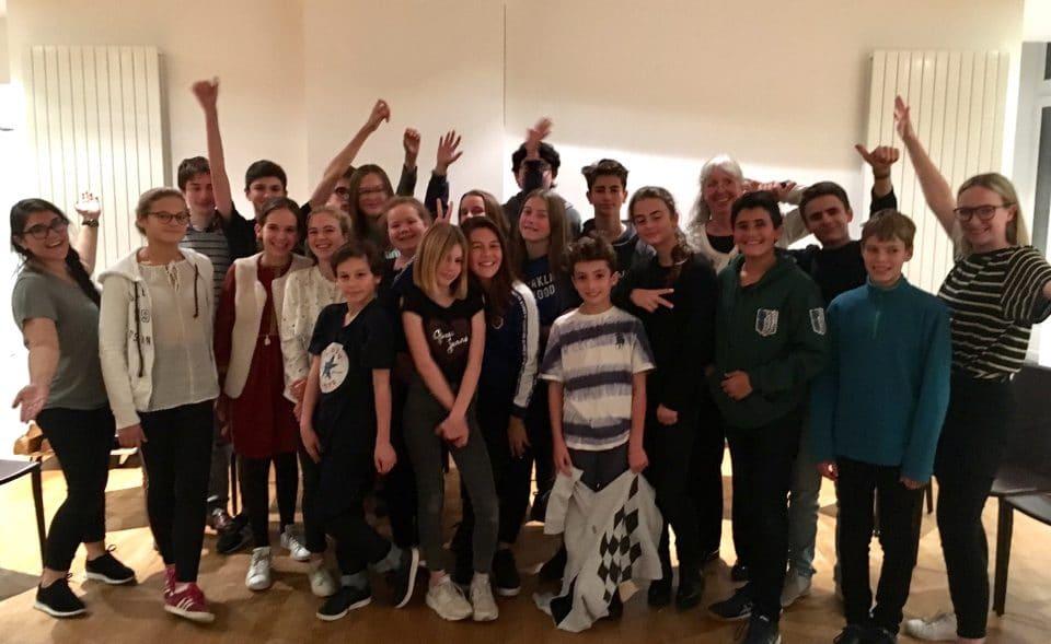 Châteaux des langues - séjour linguistique anglais pour adolescents en France