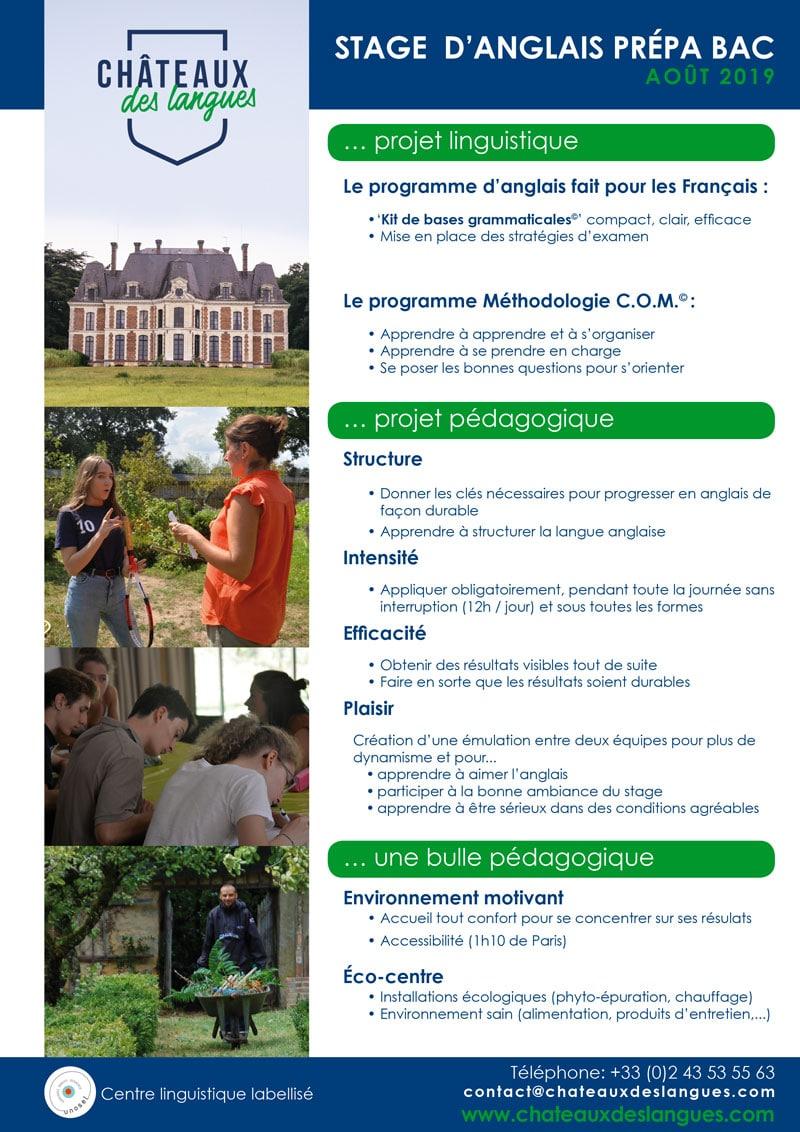 Châteaux-des-langues---stage-prépa-bac